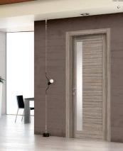 Porte In Legno Massello : Sp porte interne in laminato legno massello vetro