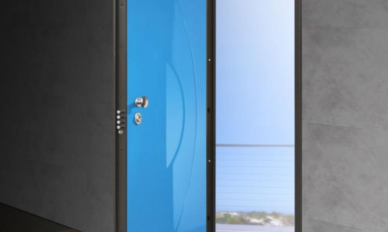 Sp porte blindate laminato legno antieffrazione finestre pvc for Occhio magico per porte