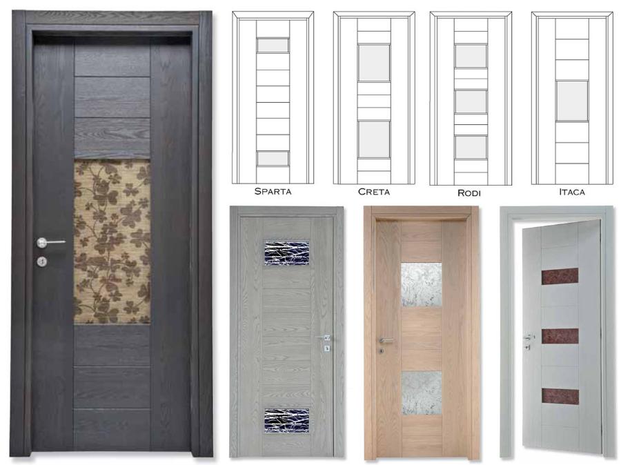 Porte In Legno Massello Prezzi : Sp porte porte in legno massello classiche o moderne